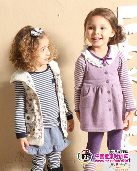 奇摩娃童装:中国儿童时尚休闲品牌  生活